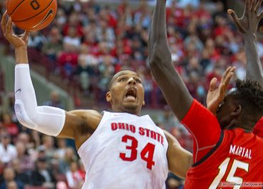 Ohio State basketball Kaleb Wesson