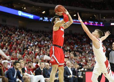 Duane Washington Ohio State Buckeyes Basketball