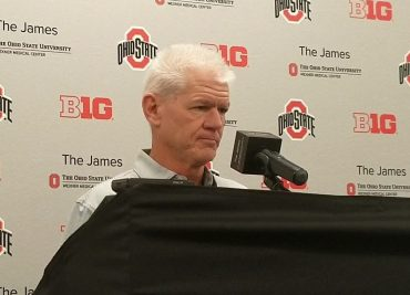 Kerry Coombs Ohio State Buckeyes Defensive Coordinator