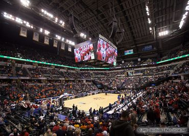 Big Ten Men's Basketball Tournament Coronavirus Indianapolis