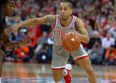 CJ Walker Ohio State Basketball Buckeyes