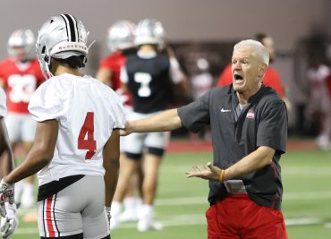 Kerry Coombs Ohio State Football Buckeyes