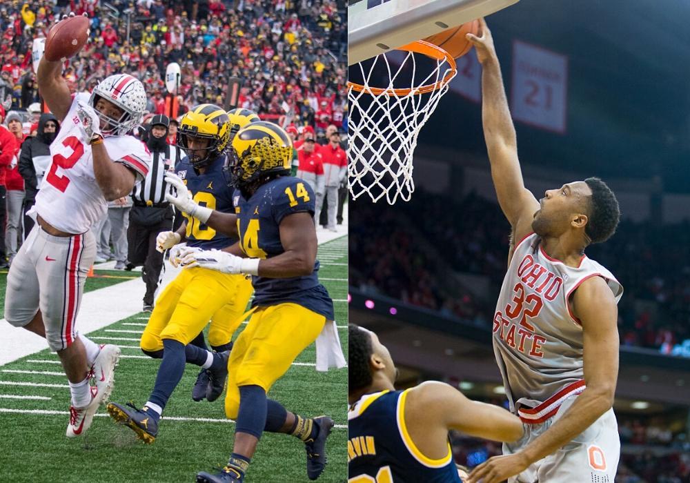 Ohio State Michigan Just Like Football