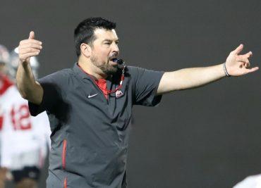 Ryan Day Ohio State Football Buckeyes Head Coach