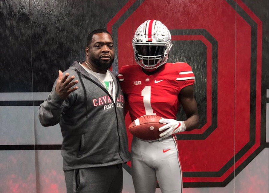 Tony Grimes Ohio State recruiting