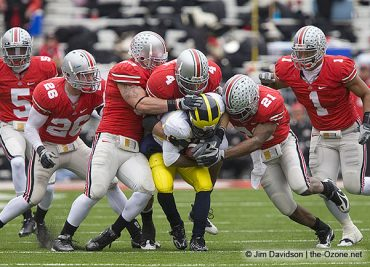 Greatest Ohio State football photos