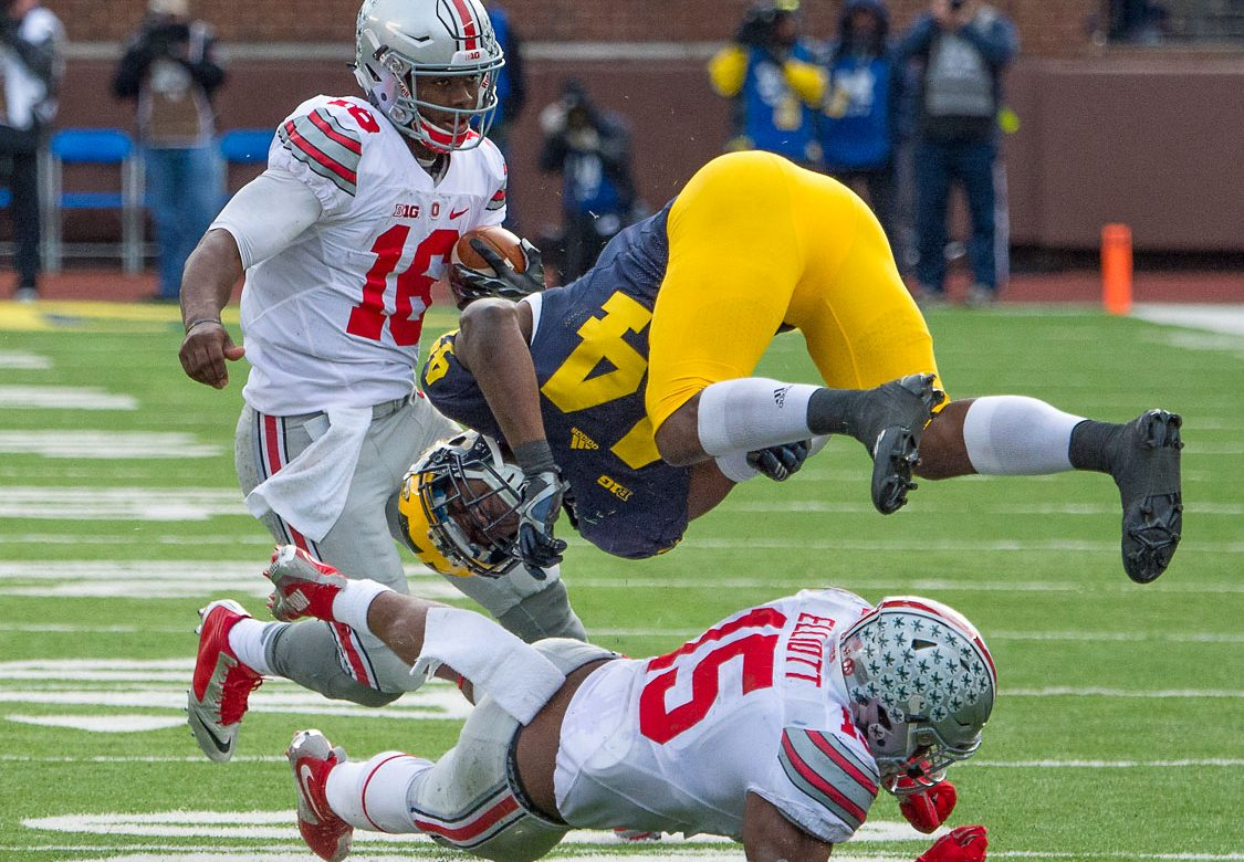 Greatest Ohio State football photos Buckeyes