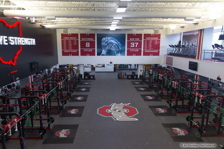 Ohio State Weight Room