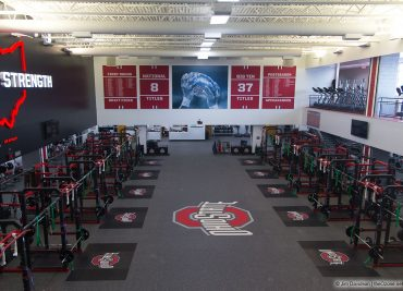 Ohio State Weight Room
