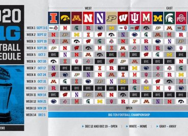 2020 Ohio State football schedule