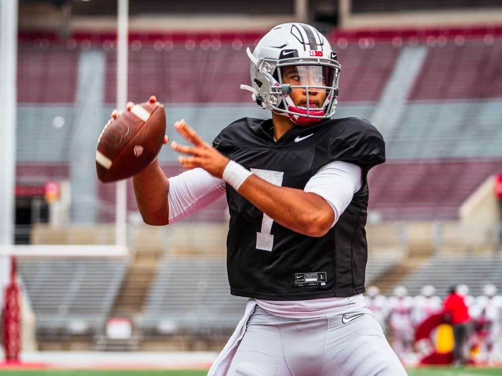 Ryan Day Announces C.J. Stroud as Ohio State's Starting Quarterback    The-Ozone