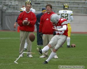 003 Mike Nugent Ohio State Michigan 2002