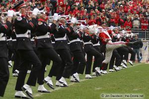 023 TBDBITL Marching Band Ohio State Michigan 2002
