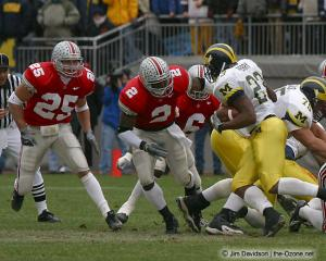 046 Donnie Nickey Mike Doss Cie Grant Ohio State Michigan 2002