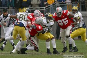 047 David Thompson Donnie Nickey Michael Doss Ohio State Michigan 2002