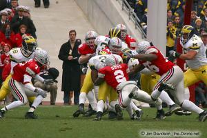 050 Michael Doss Darrion Scott Chris Gamble Ohio State Michigan 2002