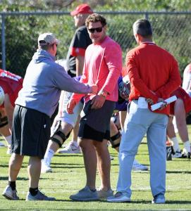 Ohio State football Mickey Marotti Nick Bosa Urban Meyer