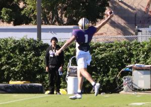 Washington cornerback Byron Murphy