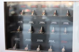 1954 to 2014 Championship Rings