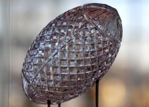 2002 National Championship Crystal Football