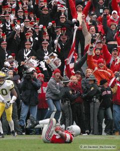2002-Michigan-Will Allen-Interception