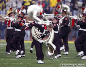 010 TBDBITL Ohio State Michigan 2003 The Game football