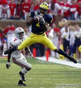 059 Chris Gamble Ohio State Michigan 2003 The Game football