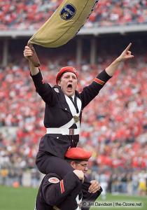 063 TBDBITL Ohio State Michigan 2004 The Game football