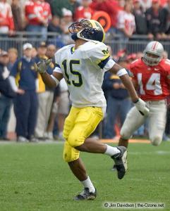 068 Antonio Smith Ohio State Michigan 2004 The Game football