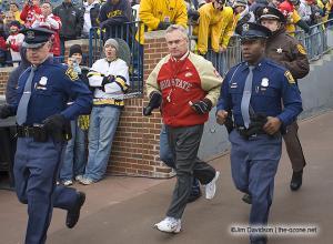 005 Jim Tressel Ohio State Michigan 2007 The Game football