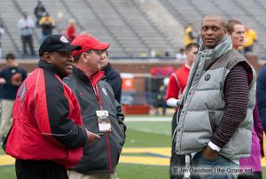 001 Archie Griffin Eddie George Ohio State Michigan 2009 football