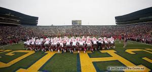 008 pregame Ohio State Michigan 2009 football