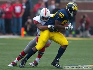 026 Anderson Russell Ohio State Michigan 2009 football