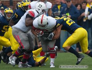 041 Bryant Browning Brandon Saine Ohio State Michigan 2009 football