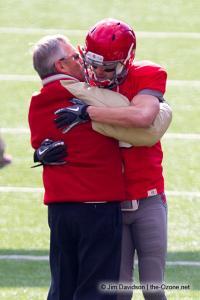 021 Dane Sanzenbacher Jim Tressel Ohio State football Michigan 2010