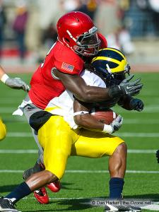 026 Brian Rolle Jim Tressel Ohio State football Michigan 2010