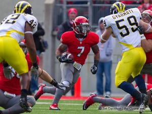 065 Jordan Hall Ohio State football Michigan 2010