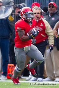 066 Jim Tressel Jordan Hall Ohio State football Michigan 2010