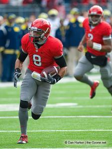 083 DeVier Posey Ohio State football Michigan 2010