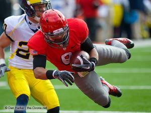 088 DeVier Posey Ohio State football Michigan 2010