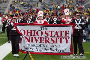 003 TBDBITL Ohio State Michigan 2011 The Game football
