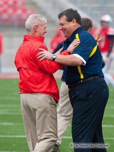 001 Kerry Coombs Brady Hoke Ohio State Michigan 2012
