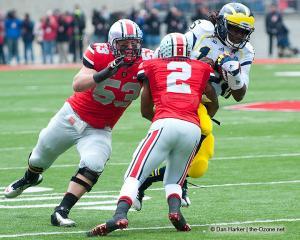 034 Christian Bryant Garrett Goebel Ohio State Michigan 2012