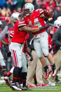 040 Zach Boren Fumble Recovery Ohio State Michigan 2012