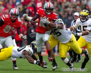 052 Corey Brown Ohio State Michigan 2012