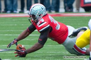 055 Carlos Hyde recovery Ohio State Michigan 2012