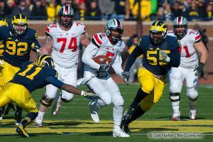 037 Jack Mewhort Braxton Miller Ohio State Michigan 2013