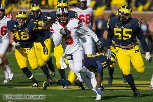 038 Braxton Miller Ohio State Michigan 2013