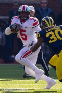 060 Braxton Miller Ohio State Michigan 2013