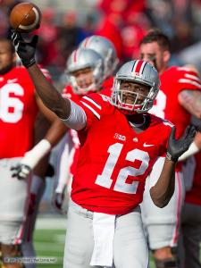 003 Cardale Jones Ohio State Michigan 2014